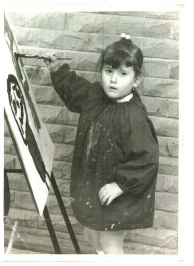 Young Silvia2